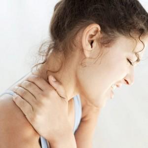 blovi u vratu