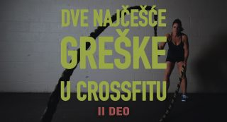 greske u crossfitu